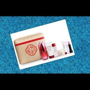 Shiseido Prep & Hydrate 8 Pc holiday set